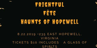 Haunts of Hopewell- A Night of Spirits