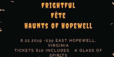 Haunts of Hopewell- A Night of Spirits