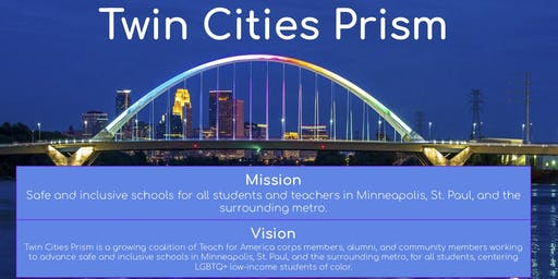 Twin Cities Prism Board Kickoff!