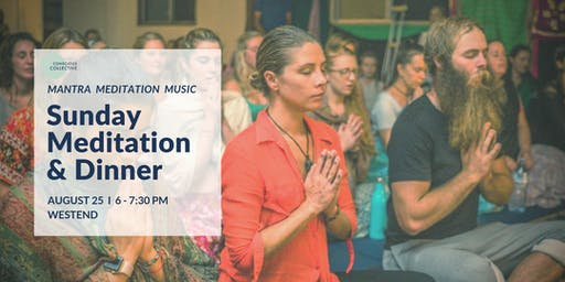 Guided Meditation & Dinner West End, 25th August