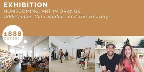 EXHIBITION: Homecoming - Art In Orange tickets