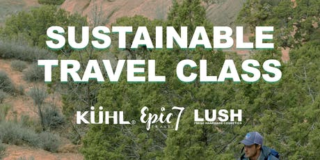 Sustainable Travel Class tickets