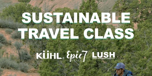 Sustainable Travel Class