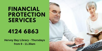Financial Protection Services - Hervey Bay Library