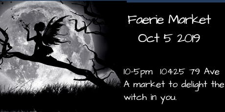 Faerie Market tickets
