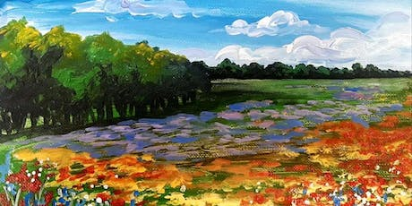 Field of Flowers Saturday Afternoon Paint Party tickets