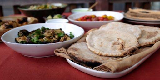 Mediterranean Rooftop Dinner