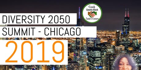Chicago-- Diversity 2050 Summit tickets