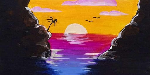 Paradise Cove Saturday Night Paint Party
