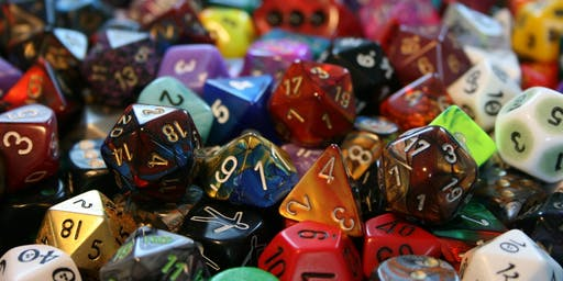 Adult Learners Week - Dungeons & Dragons@LauncestonLibrary