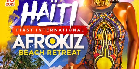 HAITI FIRST INTERNATIONAL  AFROKIZOMBA RETREAT billets