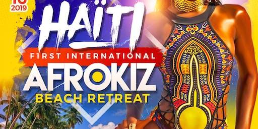 HAITI FIRST INTERNATIONAL  AFROKIZOMBA RETREAT