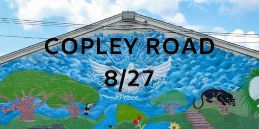 Copley Road Walking Tour