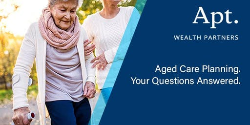Aged Care Planning. Your Questions Answered
