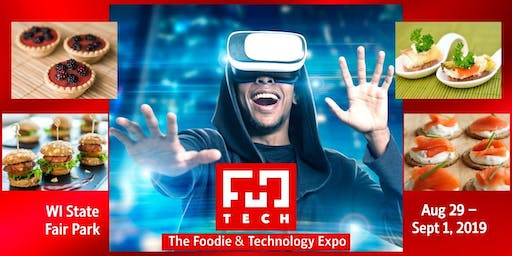 Fud-Tech 2019 (Food and Technology Expo)
