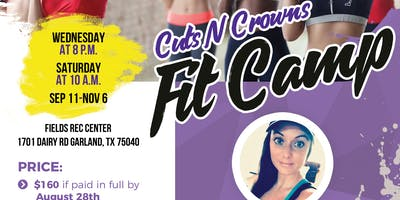 Cuts N Crowns Fit Camp
