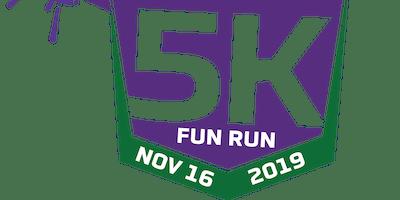 Superhero 5k and 1 Mile Fun run
