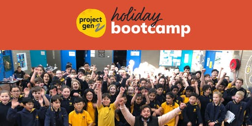 Dare to Dream Holiday Bootcamp - For kids that mean business!