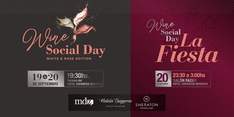 WINE SOCIAL DAY  tickets