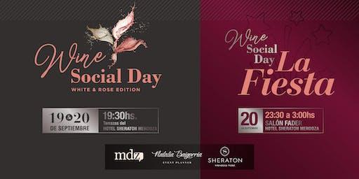 WINE SOCIAL DAY