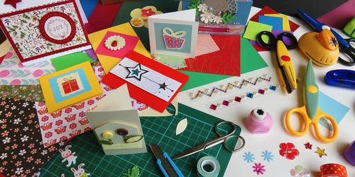 Adult Learners Week - Card Making @ Launceston Library