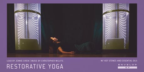 Envelop Restorative Yoga tickets