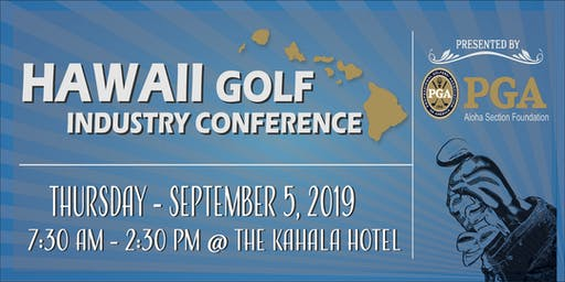Hawaii Golf Industry Conference  2019