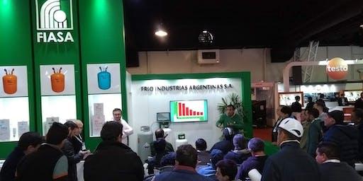 JORNADA DE ACTUALIZACIÓN PARA FRIGORISTAS, ZONA NORTE G.B.A. - 23/AGO/2019