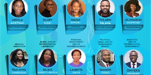 2019 Ten Outstanding Young Persons of Nigeria
