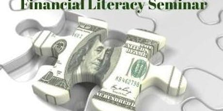 Financial  Literacy Workshops tickets
