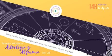 Astrología y Alquimia entradas