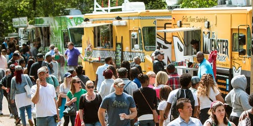 Africana Market & Food Truck Rodeo
