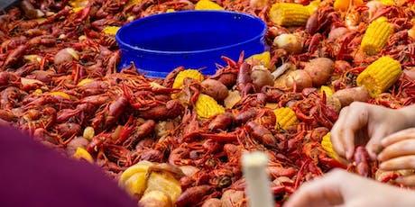 Crawfish Boil tickets