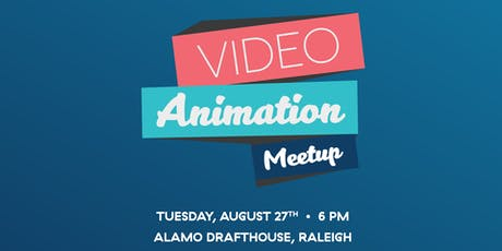 AIGA Raleigh Video & Animation Meetup at Alamo Drafthouse Raleigh tickets