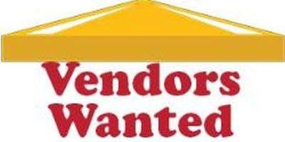 Vendors Wanted for Flea Market