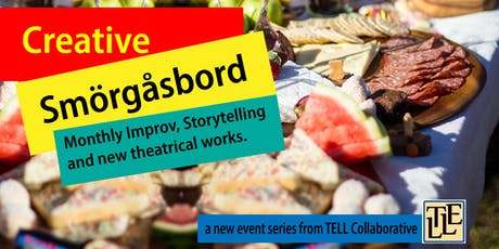 Creative Smörgåsbord [August] tickets