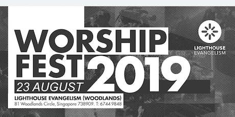 Worship fest 2019 tickets