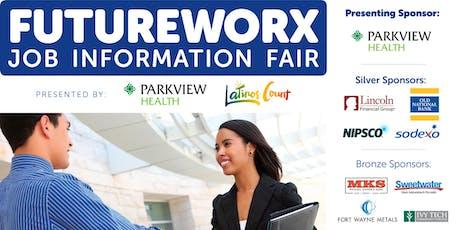 FutureWorx: A Job Information Fair tickets