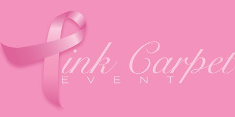 4th Annual Pink Carpet Event Charity Fashion Show tickets