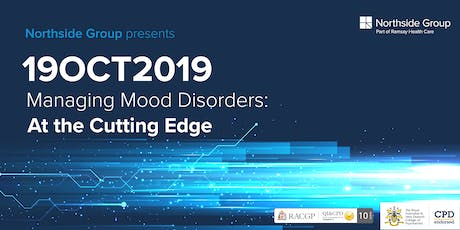 Northside Group Presents Managing Mood Disorders: At the Cutting Edge tickets
