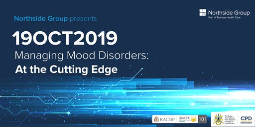 Northside Group Presents Managing Mood Disorders: At the Cutting Edge