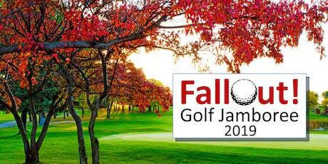 2019 FallOut! Golf Jamboree tickets
