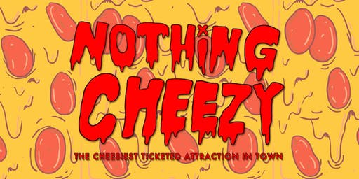 Nothing Cheezy: The Cheesiest Ticketed Attraction in LA