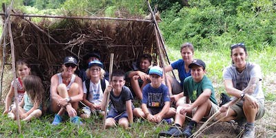 Rewild Your Tribe Family Survival Skills Workshop