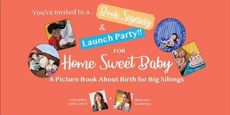 Home Sweet Baby Book Party! tickets