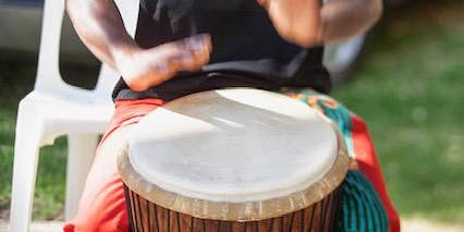 Children's Week - African Oz Drum 'n' Dance (Ages 4-10)