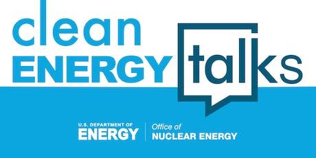 Clean Energy Talk tickets