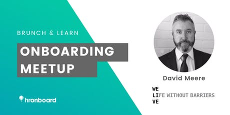Brunch & Learn | Life Without Barriers Onboarding Story  tickets