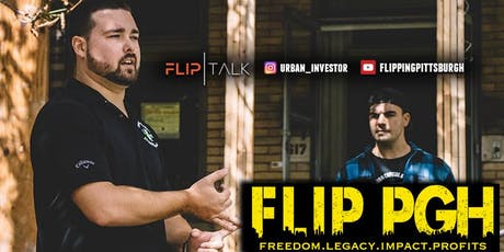 FLIP PGH - Crushing Rehabs tickets