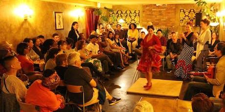 Oakland Flamenco Sessions tickets